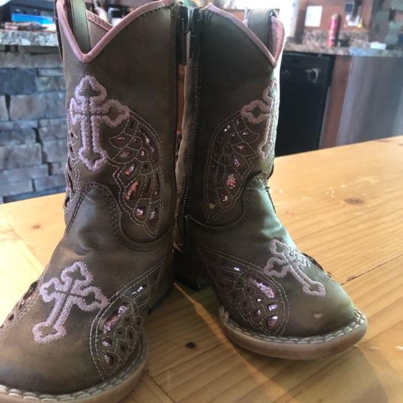 Blazin Roxx Other - Blazin Roxx Zip up Boots